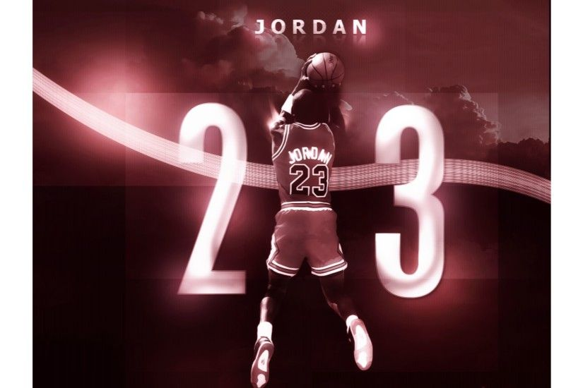 23 Michael Jordan 4K Wallpaper