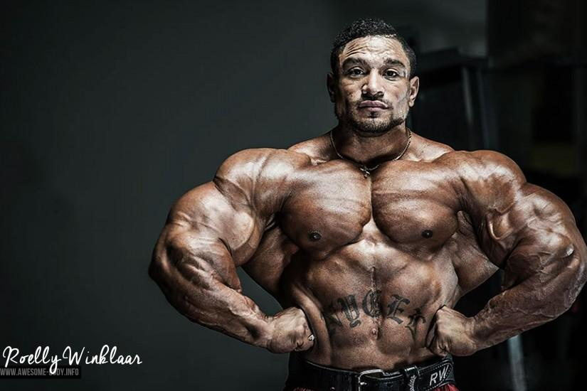 Roelly Winklaar wallpaper | Bodybuilding wallpapers