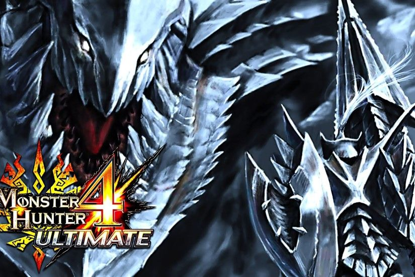 MONSTER HUNTER 4 ULTIMATE: Â¡SAMUS WEAPON (METROID) VS UKANLOS! | Con Subs.