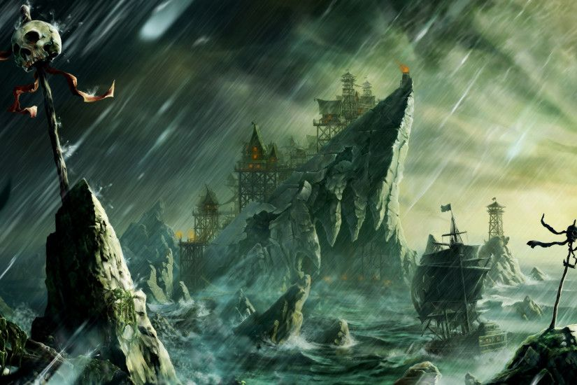 HD Wallpaper | Background ID:291140. 1920x1200 Fantasy Pirate. 15 Like.  Favorite