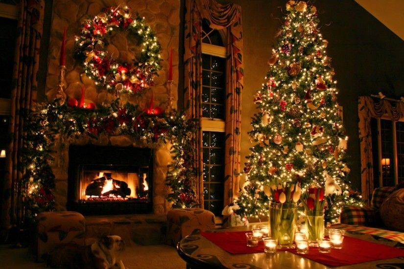 Christmas, HD Widescreen Backgrounds, Nell Shortridge