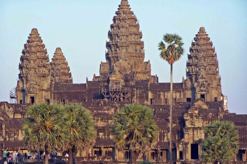 Temples Wallpapers. Previous Wallpaper · Angkor Wat ...