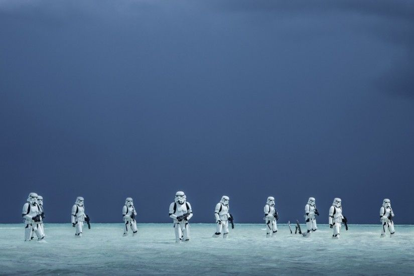 5K HD Rogue One Stormtroopers, Movie - 1920x1080 (1080p)