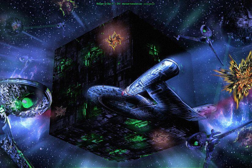 Borg Wallpaper ·① WallpaperTag
