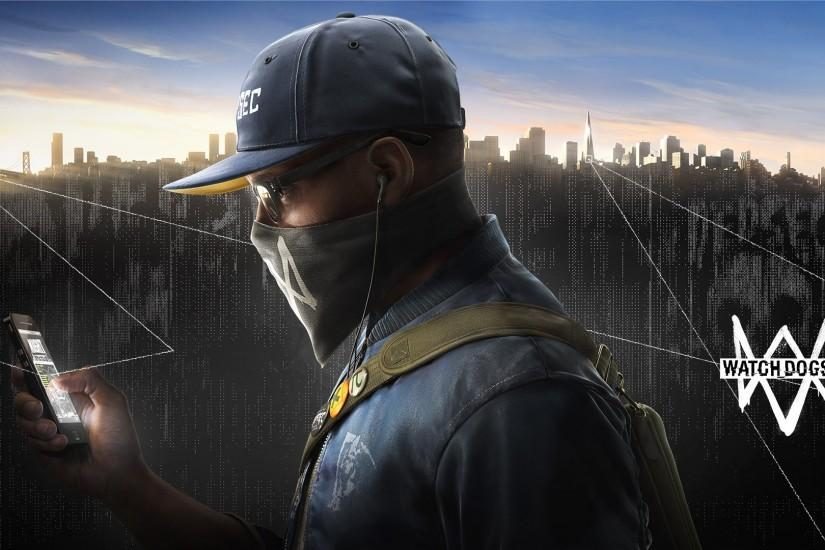 Watch Dogs 2 Marcus Wallpaper