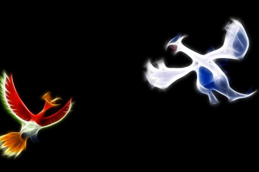 Ho Oh And Lugia wallpaper - 878317