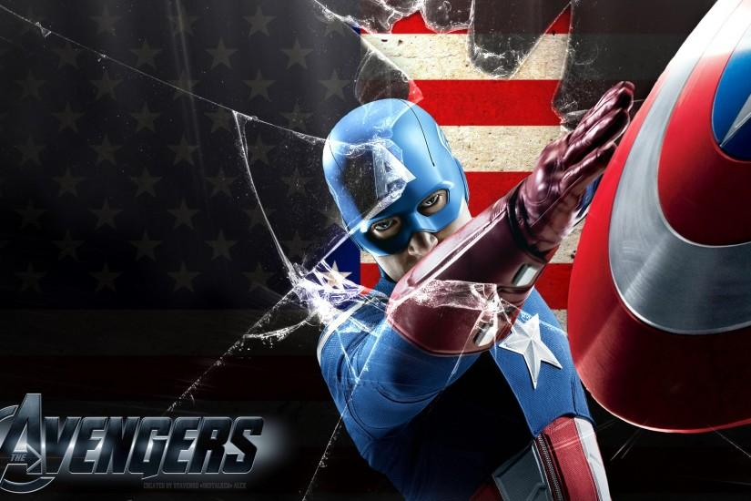 large captain america wallpaper 1920x1080 for windows 7
