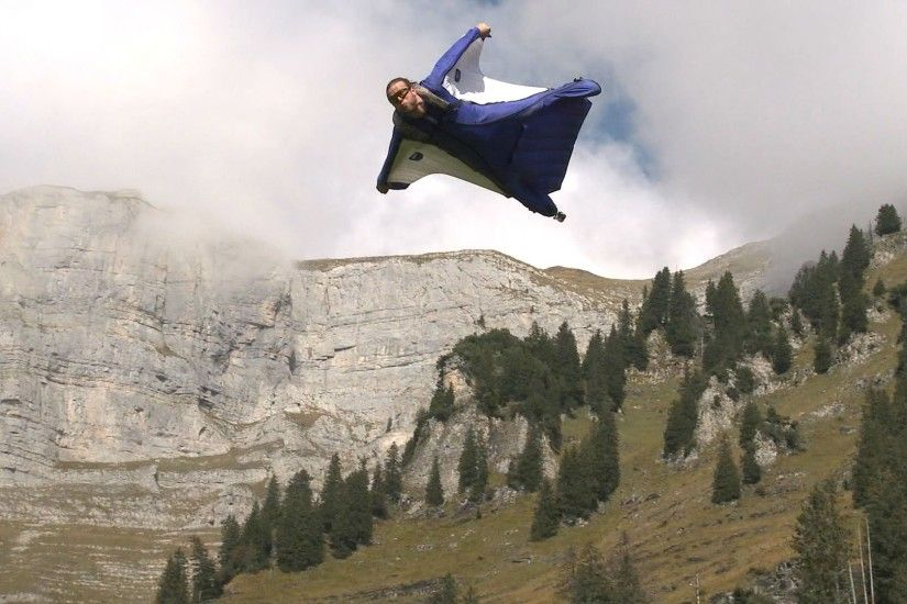 ... Steep Wingsuit Snowboarding Paragliding 5K Wallpapers | HD Wallpapers  ...