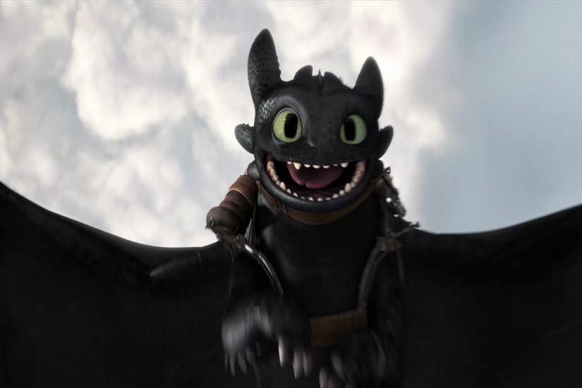 Cute Toothless Wallpaper 35167