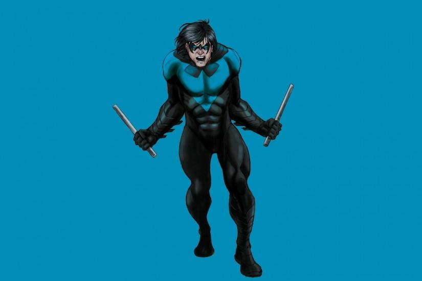 full size nightwing wallpaper 1920x1080 for mac