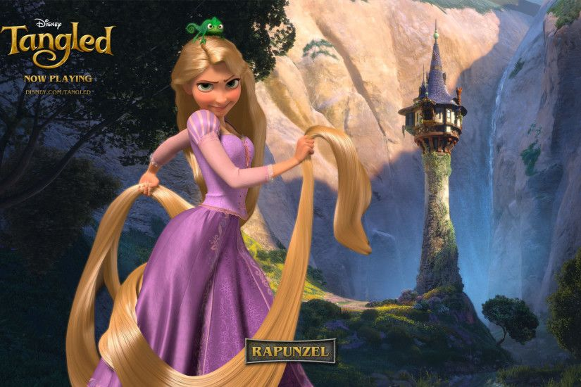 Rapunzel of Disney Princesses images Rapunzel Wallpaper 3 HD wallpaper and  background photos