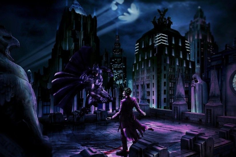 Batman - Comic Vine Joker Batman Comic - WallDevil Batman Comics Wallpapers  ...
