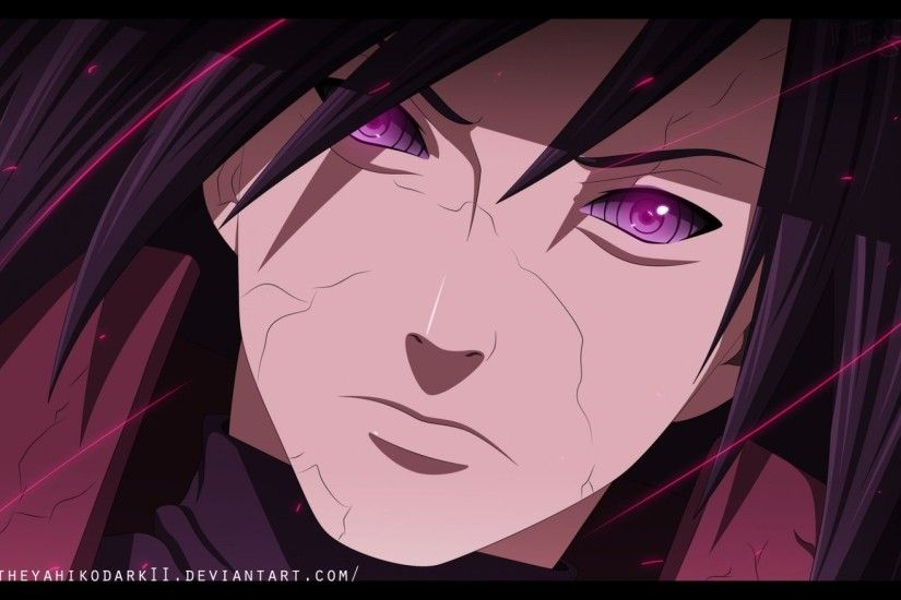 Madara Sharingan Wallpapers Wallpaper