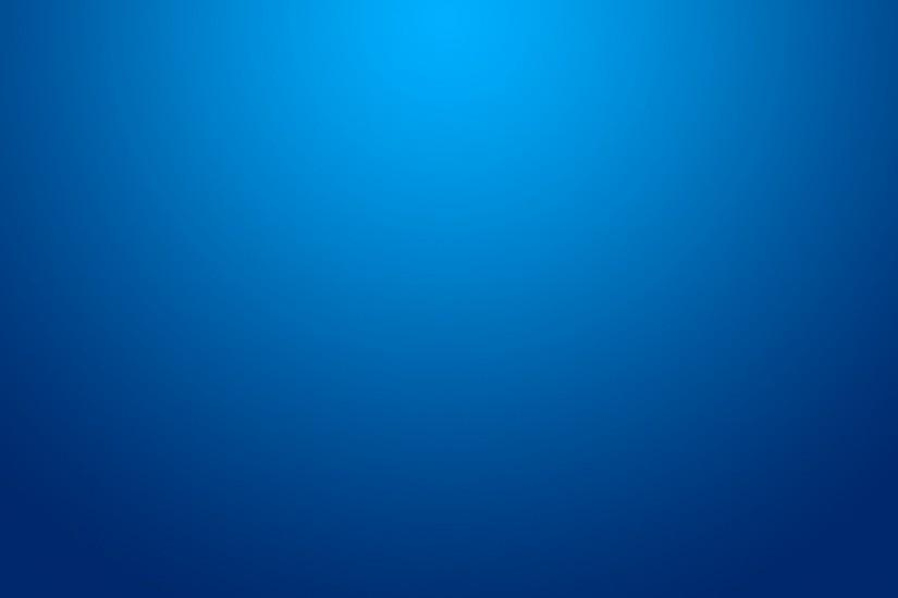Blue background on your desktop