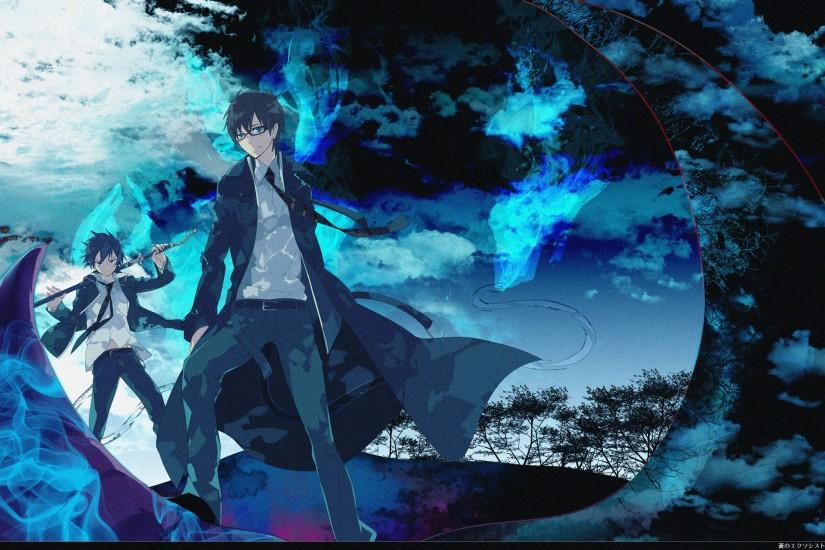 top blue exorcist wallpaper 2115x1398 for windows