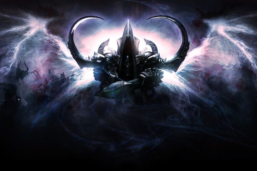 ... Diablo 3 - Reaper of Souls Wallpaper by NIHILUSDESIGNS