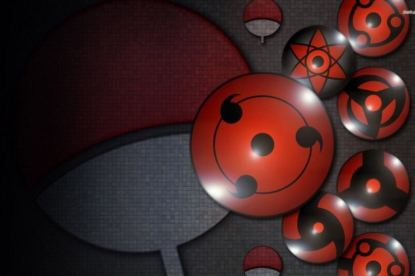 9 Eternal Mangekyou Sharingan HD Wallpapers