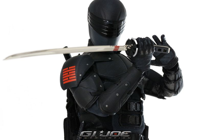 Re: <> G.I. Joe Retaliation - Snake Eyes - OMG Photo Review <>