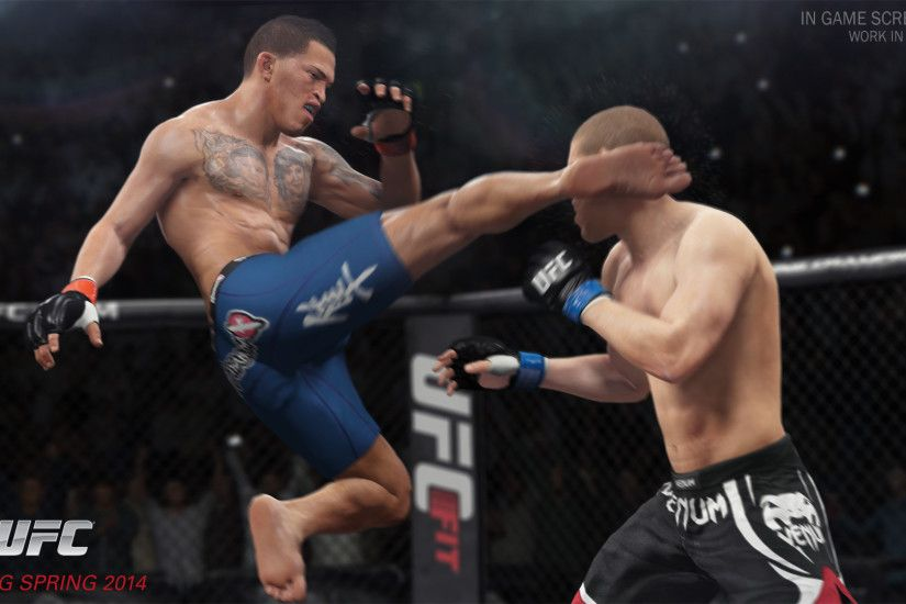 EA Sports UFC 3 To Be Released Early 2018 For PS4 And Xbox One - Just Push  Start