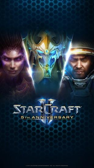 new starcraft wallpaper 1080x1920 lockscreen
