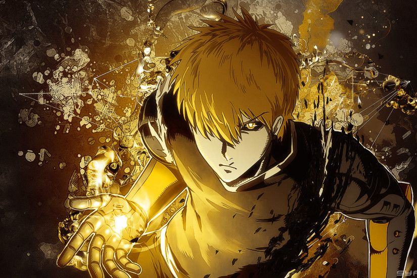 Post Views: 568. Categories: Anime. Tags: genos, one punch man wallpaper ...