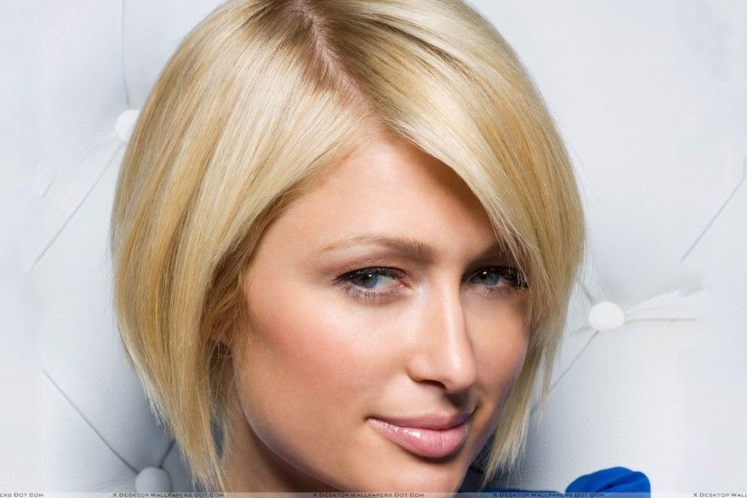 "You are viewing wallpaper titled ""Paris Hilton Face Closeup At Catherine ..."