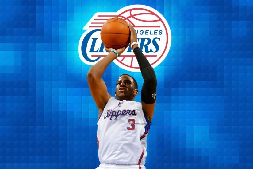Download 'chris paul la clippers 2012 nba wallpaper' HD wallpaper
