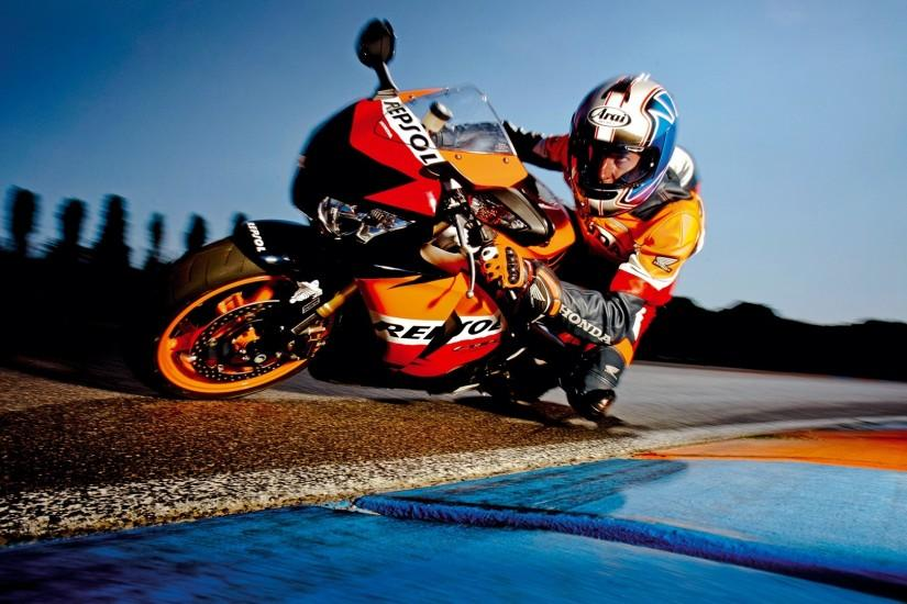 Honda bike cbr wallpaper.