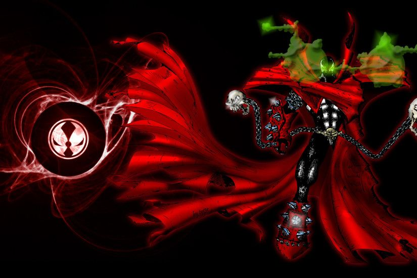 ... Spawn - wallpaper HD by Ty13r