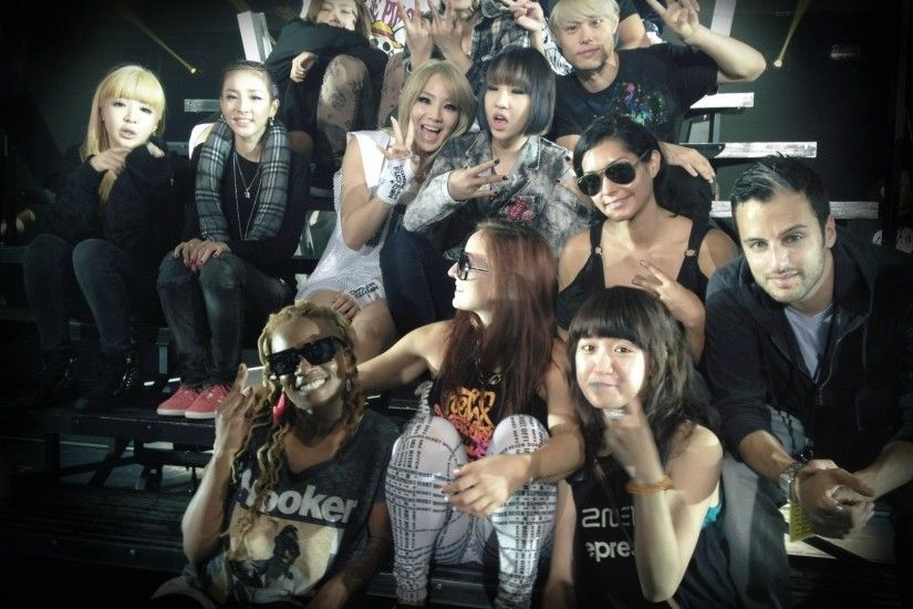 "Eric Racy joins members of Michael Jackson, Beyonce and Cee-lo's camp for  K-Pop mega group '2NE1′s ""New Evolution"" World Tour. With a massive stage  show ..."