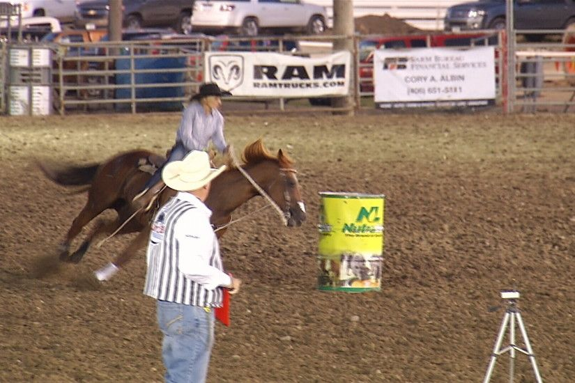 Barrel racing headlines Fort Worth Wednesday