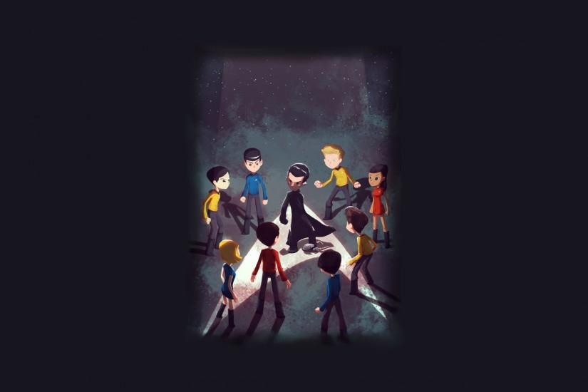 Anime Artwork Cartoon Entreprise Geek Kirk Nerd Science Space Spock Star  Trek TOS Uss Wallpaper