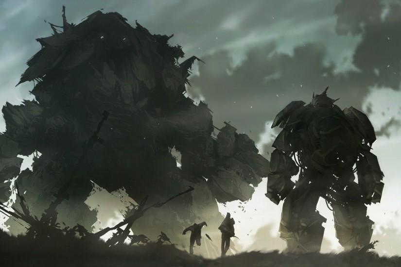 most popular shadow of the colossus wallpaper 1920x1080