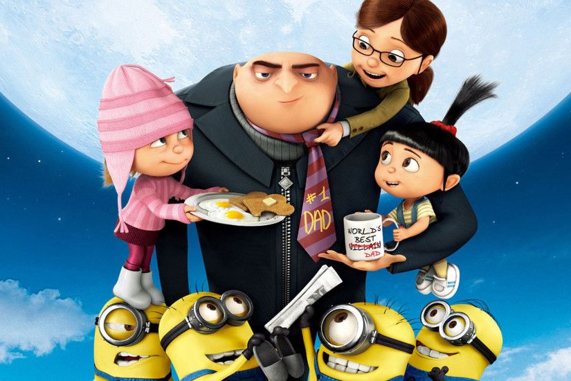 Despicable Me Minion Wallpapers Group 1920×1200