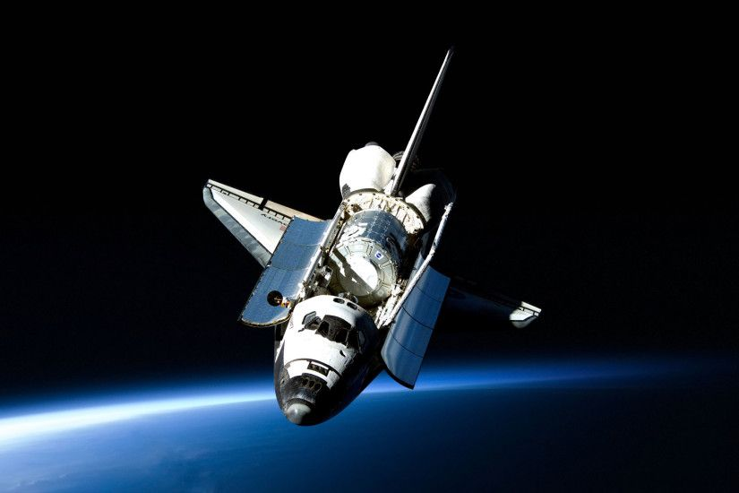 Space Shuttle Desktop Wallpapers - Wallpaper Cave ...
