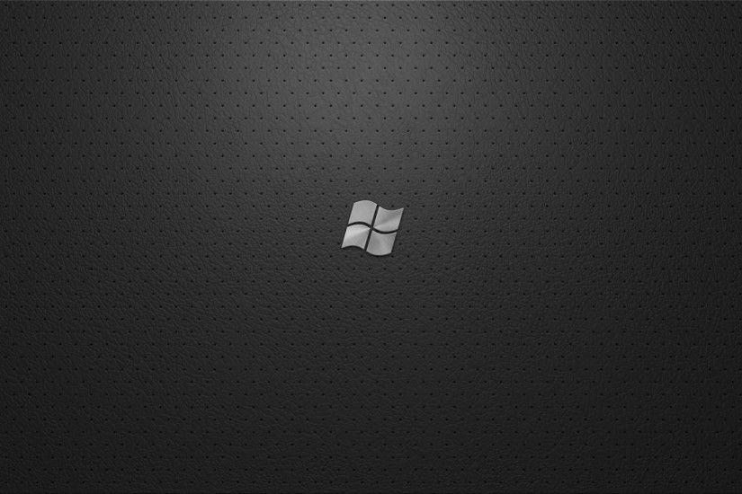 Windows 7 Black High Quality Wallpaper - HD Wallpapers