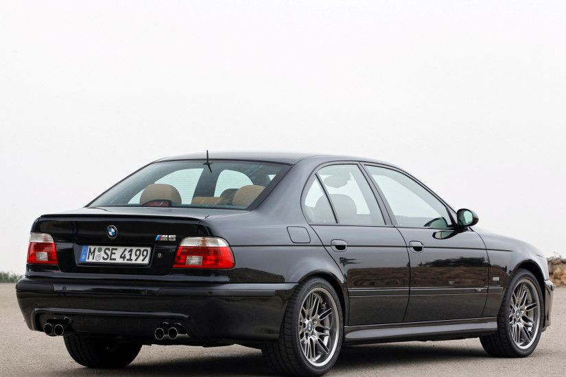 BMW M5 (E39) 1998–2003 wallpapers (2048 x 1536)