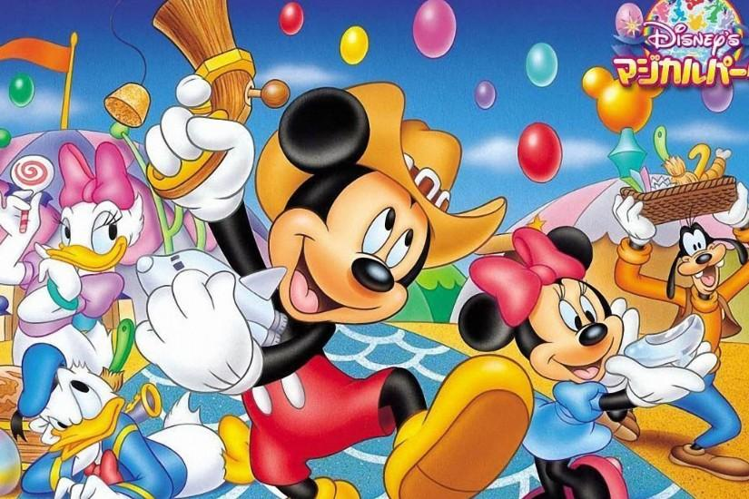 Mickey Mouse Wallpaper 795732