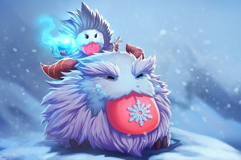 League Of Legends, Poro, Nunu Wallpapers HD / Desktop and Mobile Backgrounds