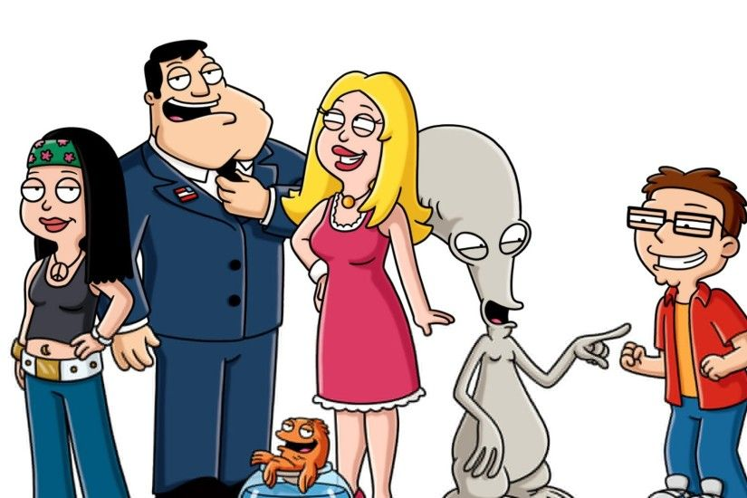 The Family - American Dad Wallpaper (1920x1080) (169112)
