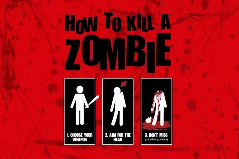 Wallpaper Kill Zombie Jpg Kootation Com