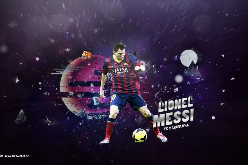 Lionel Messi FC Barcelona Wallpaper HD 2014 #4 | Football Wallpaper HD .