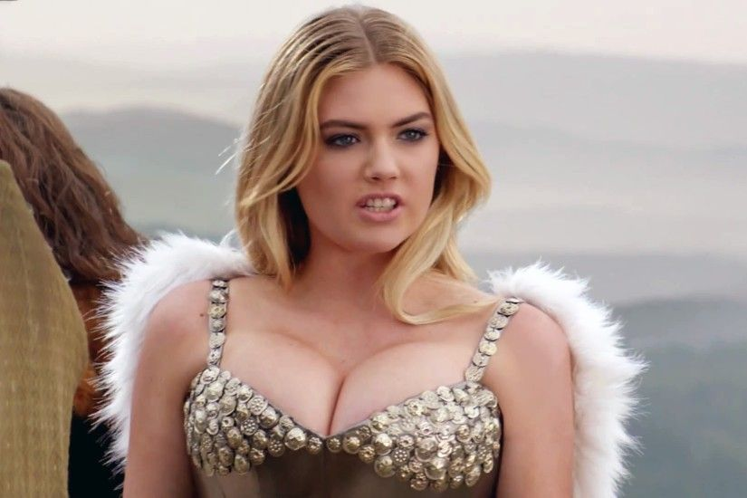 GAME OF WAR Live Action Trailer (featuring Kate Upton)