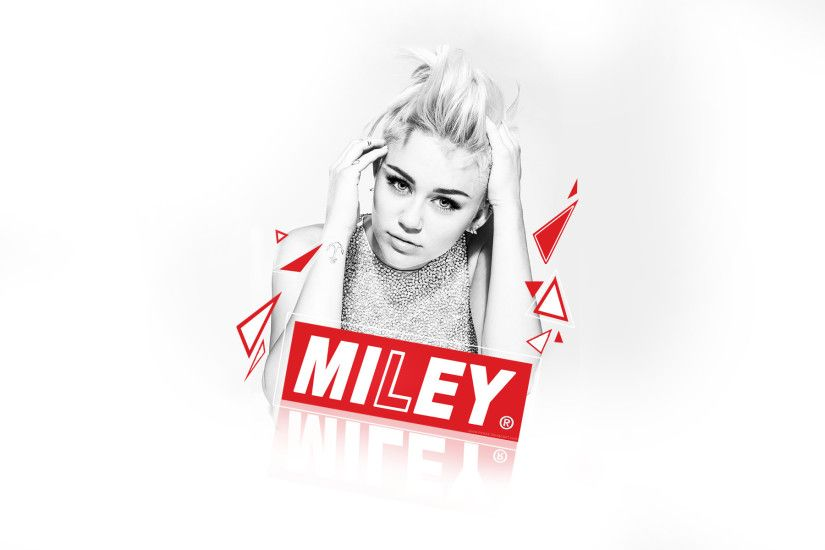 ... Miley Cyrus wallpaper 1. by NewX4