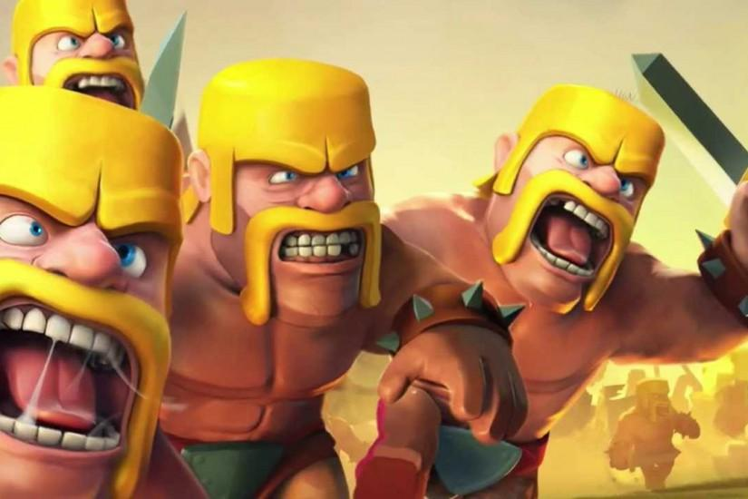 vertical clash of clans wallpaper 2560x1440