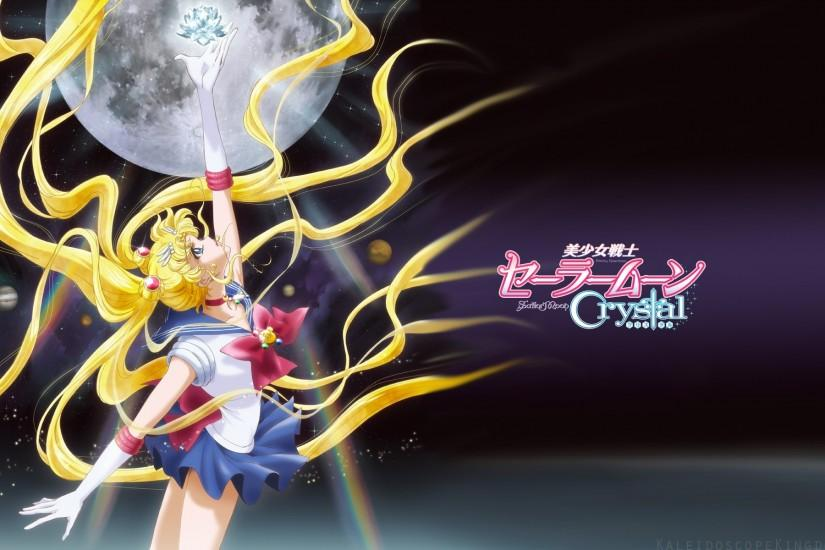 Sailor Moon Crystal, SMC's promotional Wallpaper