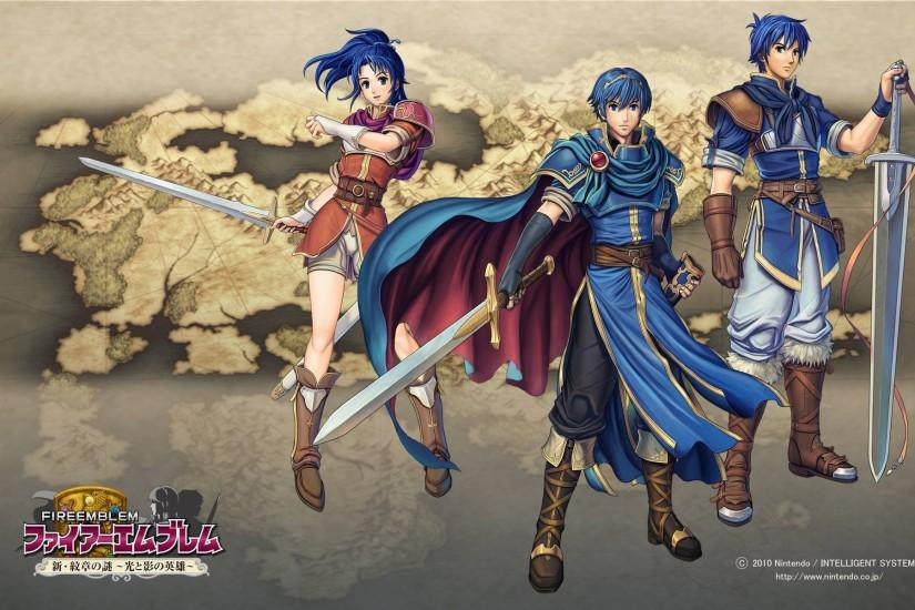 widescreen fire emblem wallpaper 1920x1200