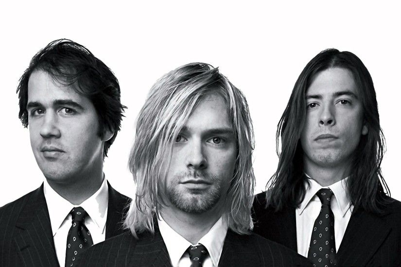 Nirvana, Kurt Cobain, Dave Grohl, Krist Novoselic Wallpapers HD / Desktop  and Mobile Backgrounds