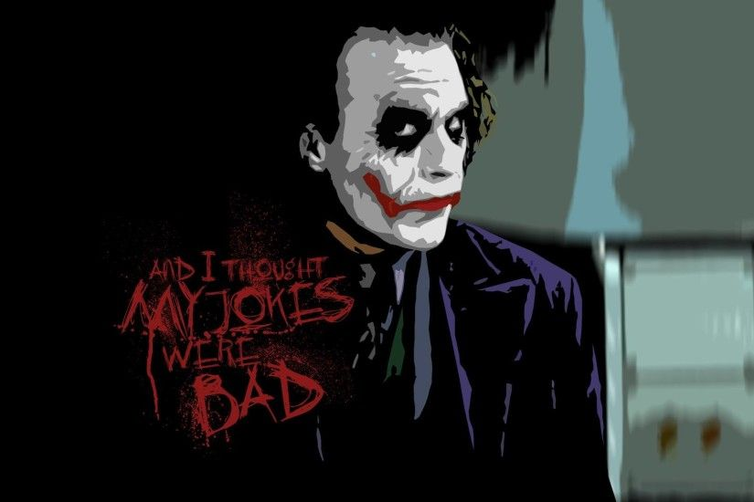 Astonishing The Joker Mcdonalds Heath Ledger Desktop Wallpaper .