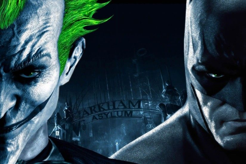 Batman Joker Wallpaper Background HD | Cartoons Images